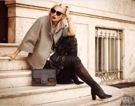 Модні жіночі чоботи осінь зима 2016-2017 фото