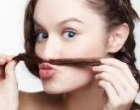 Небажані волосся на обличчі у жінок, чому волосся росте на обличчі? Освітлюється, видаляємо небажані волоски на обличчі фото