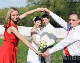 """Обов`язки свідків на весіллі С""""РѕС'Рѕ"""