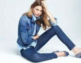 Огляд трендових варіантів і правила підбору модних джинсів 2013 фото
