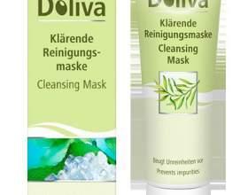 Очищаючі засоби для особи: гель, що очищає маска для обличчя, особливості приготування і використання фото