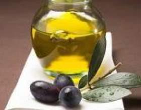 Оливкова олія -   скарбниця вітамінів для волосся фото