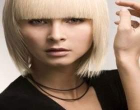 Орієнтири і фото приклади для підбору зачіски з чубчиком фото