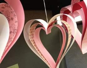 Оригінальні валентинки своїми руками для коханих фото