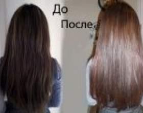 Особливості ламінування волосся фото