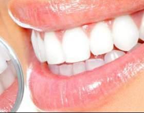 Відбілювання зубів за допомогою активованого вугілля фото