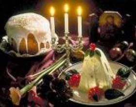 Великодній стіл. Великодні традиції і меню на великдень. Рецепти святкових пасхальних страв. фото