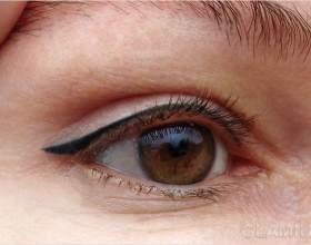 Перманентний макіяж очей фото