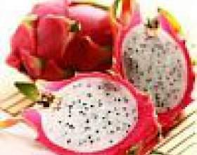 Пітахайя (дракон фрукт) - як їдять, корисні властивості, калорійність фото