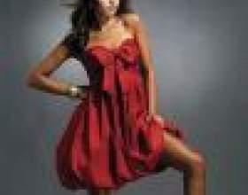 Сукні із завищеною талією - моделі і фото фото