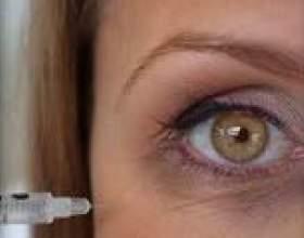 Чому з`являються гусячі лапки під очима, сучасні методи позбавлення від них. Як прибрати гусячі лапки будинку? фото