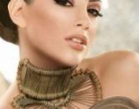 Підкреслюємо красу мигдалеподібних очей за допомогою макіяжу фото
