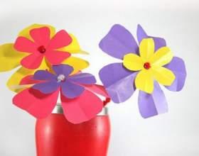 Виріб квітка своїми руками фото