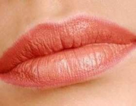 Детально про техніку і нюансах перманентного макіяжу губ фото