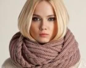 Корисні поради красивого і оригінального зав`язування шарфа фото