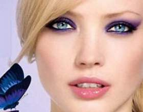 Покрокова інструкція створення вечірнього макіяжу для блакитних очей з фото фото