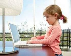 Правда про вплив комп`ютера на психіку і фізичний розвиток дитини фото
