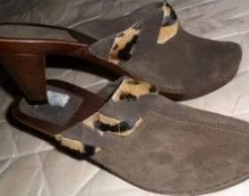 Правила домашнього догляду за замшевим взуттям взимку і влітку фото