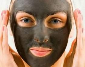 Правила приготування маски від чорних крапок з желатином і активованим вугіллям фото