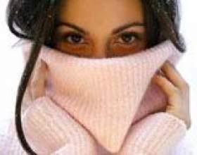 Правильно доглядаємо за шкірою обличчя взимку фото