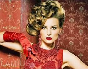 Зачіски на новий рік 2012 фото