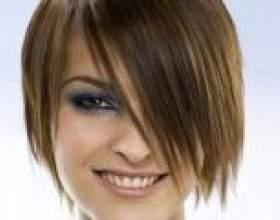 Зачіски, стрижки для прямокутного особи, фото. Що робити якщо у вас прямокутне обличчя? Секрети правильного укладання волосся фото