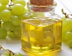 Застосування виноградного масла для волосся фото