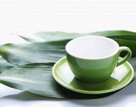 Застосування зеленої кави з імбиром фото