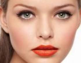 Професійний макіяж для зелених очей в домашніх умовах фото