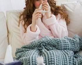 Застуда на ранніх термінах вагітності фото