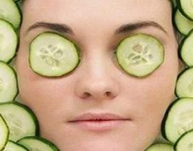 Прості рецепти огірковим масок для всіх типів шкіри обличчя фото