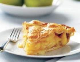 Рецепт пирога з яблуками фото
