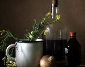 Рецепти лікувальних настоянок в домашніх умовах фото