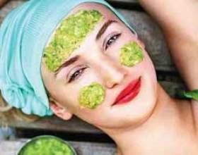 Рецепти масок для обличчя з огірком фото