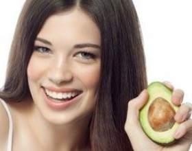 Рецепти масок для волосся з авокадо фото