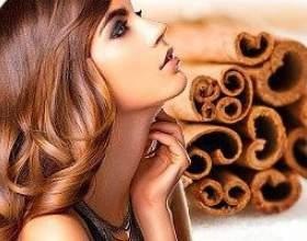 Рецепти масок для волосся з корицею для освітлення і швидкого зростання фото