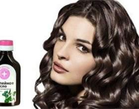 Рецепти народної медицини та відгуки про реп`яховому олії від випадіння волосся фото