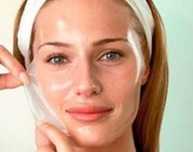 Рецепти желатинових масок від чорних крапок на обличчі фото
