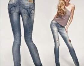 З чим і як носити джинси? фото