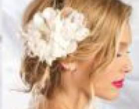 Найкрасивіші весільні зачіски - фото фото
