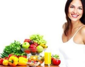 Секрети дієти для очищення шкіри обличчя фото