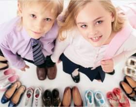 Секрети вигідної покупки дитячого взуття в інтернеті фото