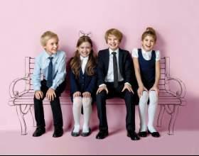Шкільна форма для дівчаток, хлопчиків і підлітків. Модна шкільна форма 2018 фото