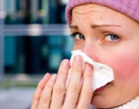 Симптоми грипу фото