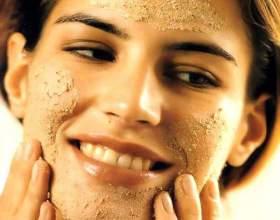 Скраби для різних типів шкіри, як приготувати, правильно наносити фото