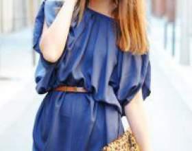 """Поради підбору макіяжу для синього сукні С""""РѕС'Рѕ"""