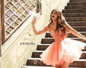 Стильні та романтичні сукні для випускного балу 2013 фото