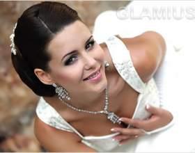 Весільний макіяж для брюнеток фото