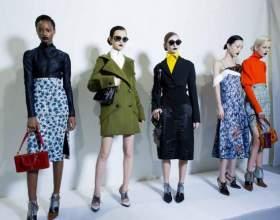 Тенденції моди осінь 2017 фото