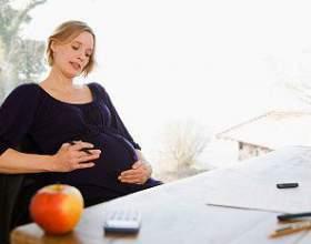 Тягне низ живота при вагітності фото